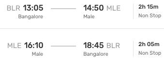 Bangalore - Male - Bangalore