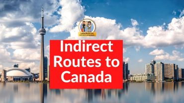 Indirect routes to Canada